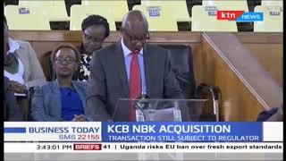 KCB Group shareholders approve acquisition of National Bank of Kenya