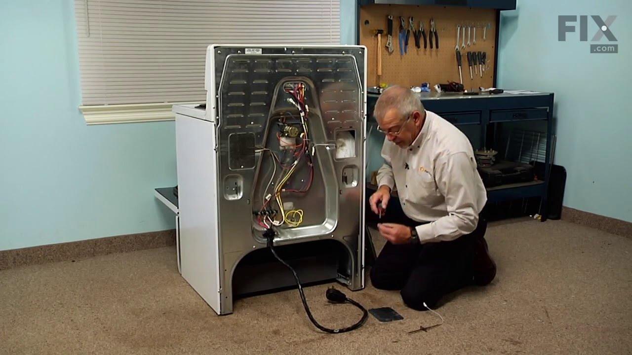 Replacing your Frigidaire Range Temperature Sensor