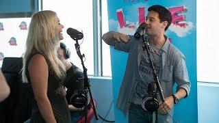 🅰️ Антон и Виктория Макарские - Обними (#LIVE Авторадио)