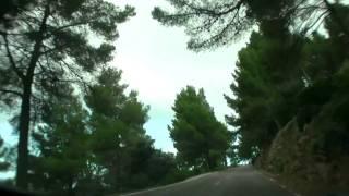 preview picture of video 'Mallorcas vergessener Nordwesten-  Autofahrt von Andtrax nach Valdemossa'