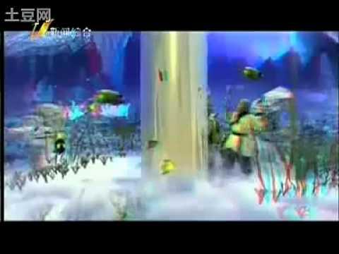 吴承恩与西游记片头曲Wu Cheng En and Journey to the West 2010 Opening Theme