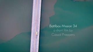Battlbox Mission 34 - Bug Out Bag Box