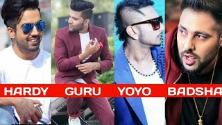 Guru Randhva vs yoyo honeysingh vs hardi sadhu vs Gohil Hardipsinh. And mix kahene vare mujkophareb.