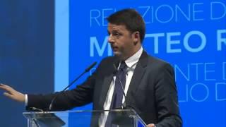 preview picture of video 'Matteo Renzi a Brescia - Video Discorso su Lavoro e Giustizia'