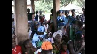 preview picture of video 'God's House International Medical Outreach to Sierra Leone 2012'