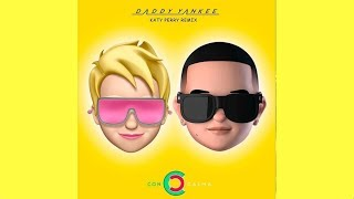 Daddy Yankee Ft Katy Perry - Con Calma (Official Remix)