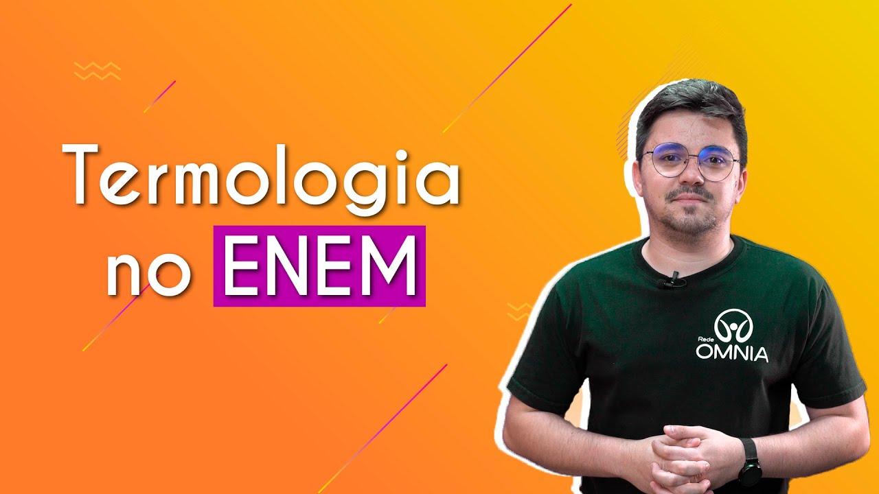 Termologia no Enem