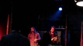 Christian Kane - Let Me Go (live)