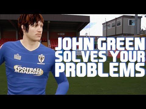 I'm Overwhelmed: John Green Solves Your Problems #3