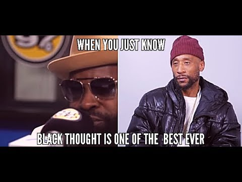 Black thought FREESTYLE + LYRICS on FLEX hot 97 + LORD JAMAR PROPHECY ON VLADTV