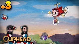 Cuphead • Walkthrough Playthrough (CooP - Full Game) • Cap. 3