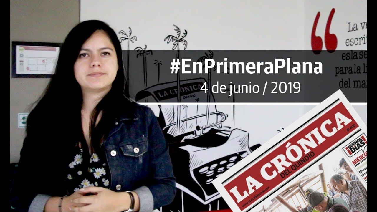 En Primera Plana: lo que será noticia este miércoles 5 de junio