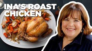 Ina Garten Makes Perfect Roast Chicken   Food Network