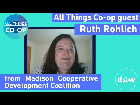 Where there are barriers to empowerment by ownership, change the rules.  [All Things Co-op Clip]