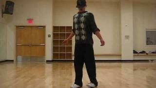 Chris Brown- I Can Transform Ya (danced by Jeremy Crooks)