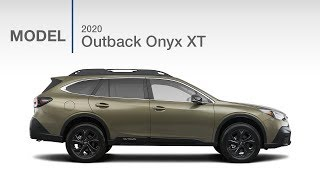 Video 6 of Product Subaru Legacy Sedan & Outback Wagon (7th Gen)