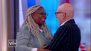 Subscribe to our YouTube channel: http://bit.ly/2Ybi4tM   MORE FROM 'THE VIEW': Full episodes: http://abcn.ws/2tl10qh Twitter: http://twitter.com/theview Facebook: http://facebook.com/TheView Instagram: http://instagram.com/theviewabc