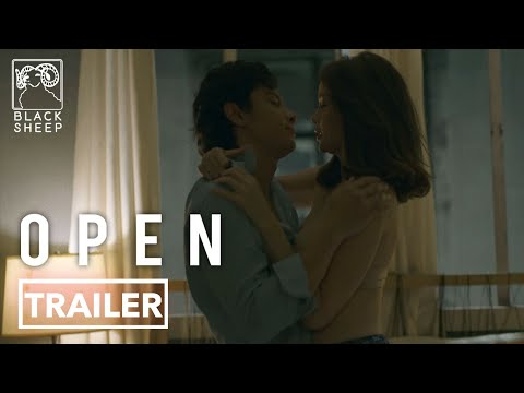 OPEN Official Trailer | Arci Muñoz & JC Santos | OPEN
