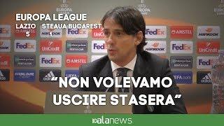 """Lazio-Steaua, Inzaghi: """"Volevo che tornasse il F. Anderson che conosciamo"""""""