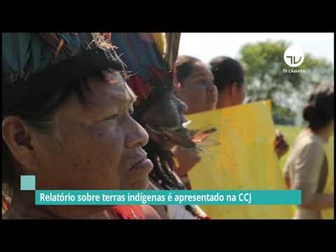 Relatório sobre terras indígenas é apresentado na CCJ - 17/06/21