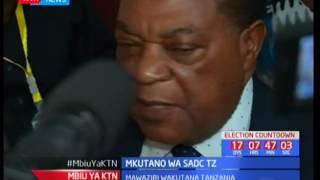 Mkutano wa SADC waanza Tanzania kujadili siasa na usalama