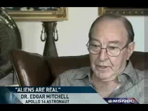 Nasa Astronaut On Camera Flying Saucers And Aliens Are Real