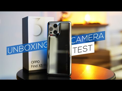 Oppo Find X3 Pro camera test and unboxing: a step above the rest