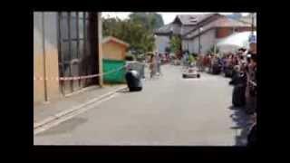 preview picture of video 'Course de Caisse à savon du vieux Seynod 2013'