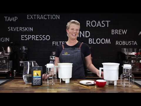 Australian Coffee Menu | Crema Coffee Garage