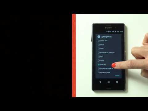 GTK-XB7 - управление подсветкой с приложением SongPal