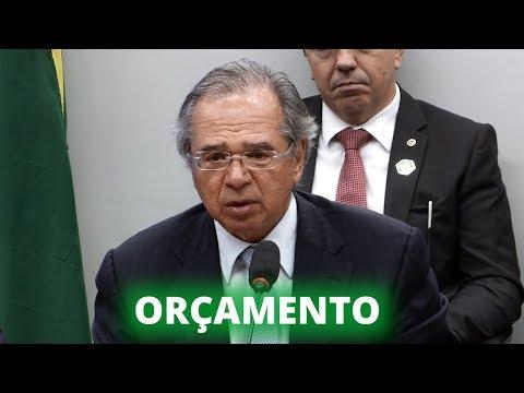 Paulo Guedes apresenta Orçamento 2020 - 25/09/19