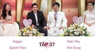 Baggio   Quỳnh Trâm Và Tuấn Thọ   Kim Dung | VỢ CHỒNG SON | Tập 37 | 140420