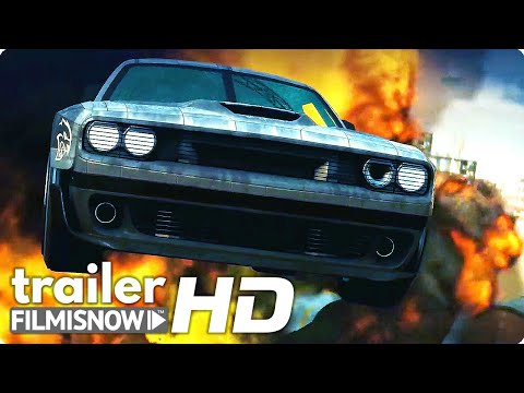 FAST & FURIOUS CROSSROADS Launch Trailer | PS4 Video Game