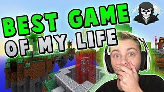 THE GREATEST GAME OF MY LIFE! ( Hypixel Skywars FUNNY MOMENTS )