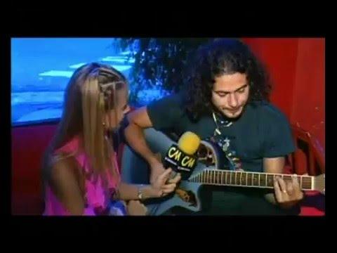 Raly Barrionuevo video Sólo tus ojos - CM Folklore 2002