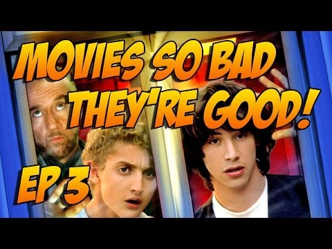 Bill and Ted's Excellent Adventure - Movies So Bad They're Good! (Series 2 Episode 3)