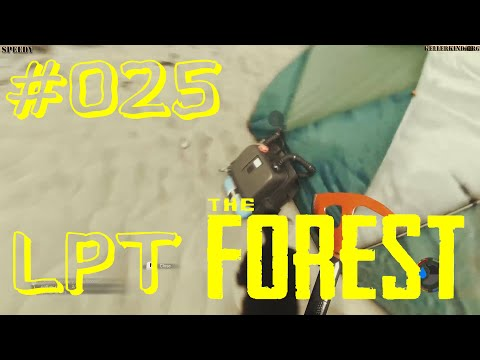 THE FOREST [HD] #025 - LPT - Topf und Scuba-Gear ★ Let's Play Together The Forest