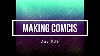 100 Days of Making Comics 69