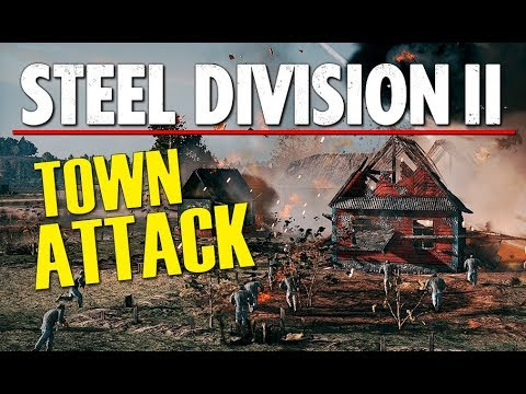 TOWN ATTACK!