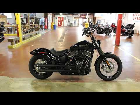 2020 Harley-Davidson Street Bob® in New London, Connecticut - Video 1