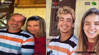 This filter shows parents what they look like when they were young