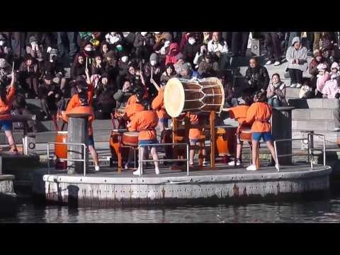 渋野小学校 和太鼓クラブ