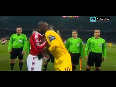 Ac Milan vs arsenal  4-0 Goals & Highlights