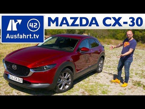 🔥🔥🔥 2019 Mazda CX-30 SKYACTIV-G 2.0 M Hybrid FWD - Kaufberatung, Test, Review, Fahrbericht