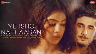 Ye Ishq Nahi Aasan - Bhavin B & Purabi B   Farhad   - YouTube