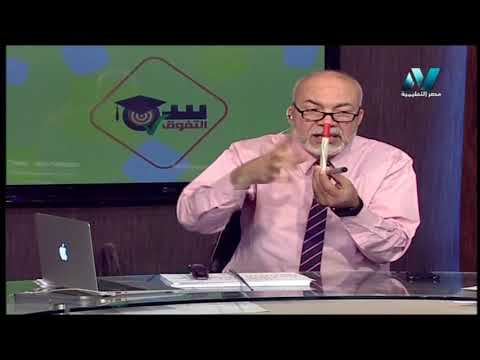رياضة لغات 3 ثانوي ( جبر و هندسة فراغية ) د علاء الدين الفقي 02-07-2019