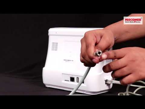 Pulse Oximeter With Nibp , Aqua 8 Lite