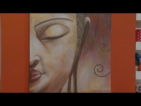 Cuadro con Buda ( Bienvenidas 14-05-2015)