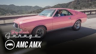 1968 AMC Playmate of the Year AMX - Jay Leno's Garage