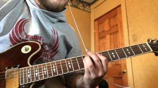 """Devotion and Desire"" - Bayside (Guitar Cover)"